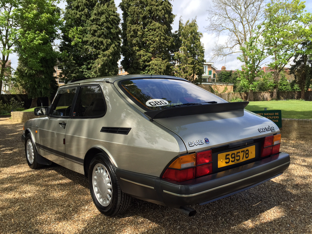Saab 900 Turbo Rear for sale