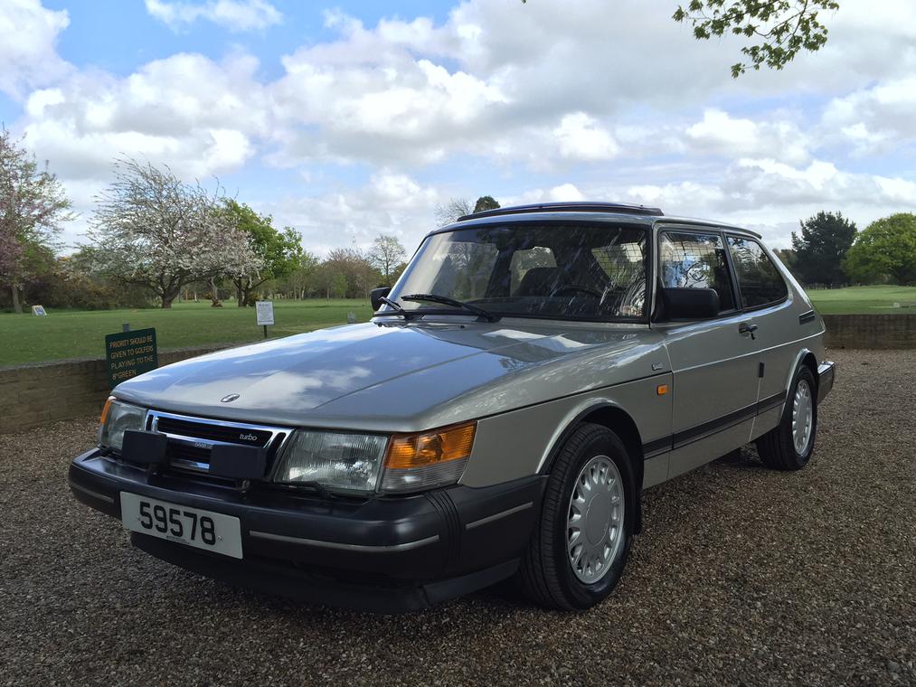 1991 Saab 900 Turbo