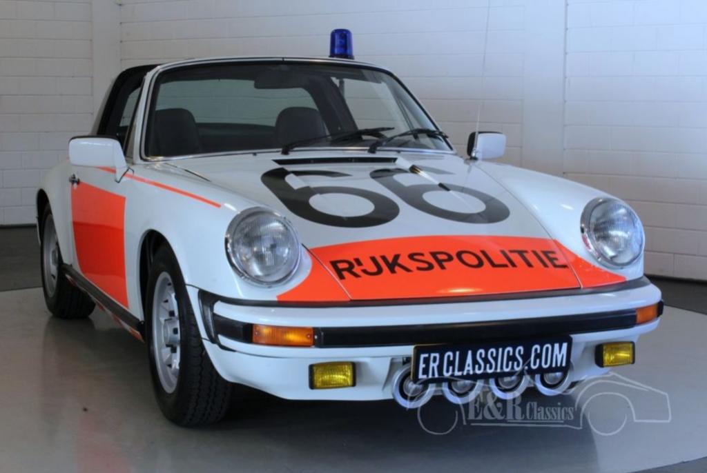 Porsche_911_Targa_Polizia_Olandese2